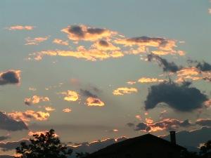 same storm same sunset