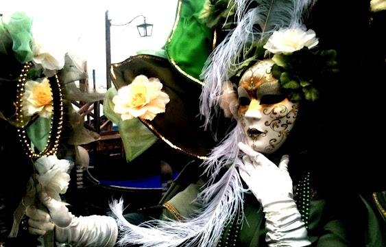 Venice Carnival is one of the Best in the World